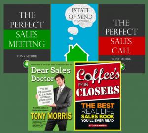Tony Morris 5 books