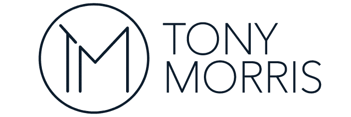 Tony Morris Logo for tonymorrissalesspeaker website
