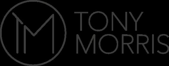 Tony Morris International Logo social links