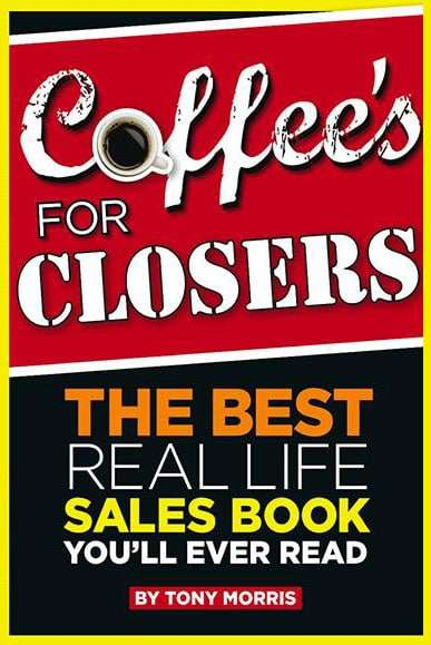 Coffee's for Closers Book Cover