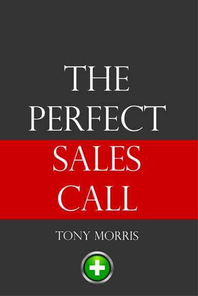 The Perfect Sales Call Book Cover