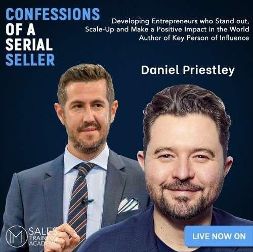 Daniel Priestley